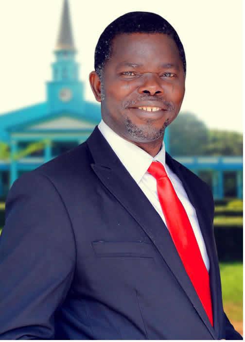 Rev. Dr. S. Ola Ayankeye