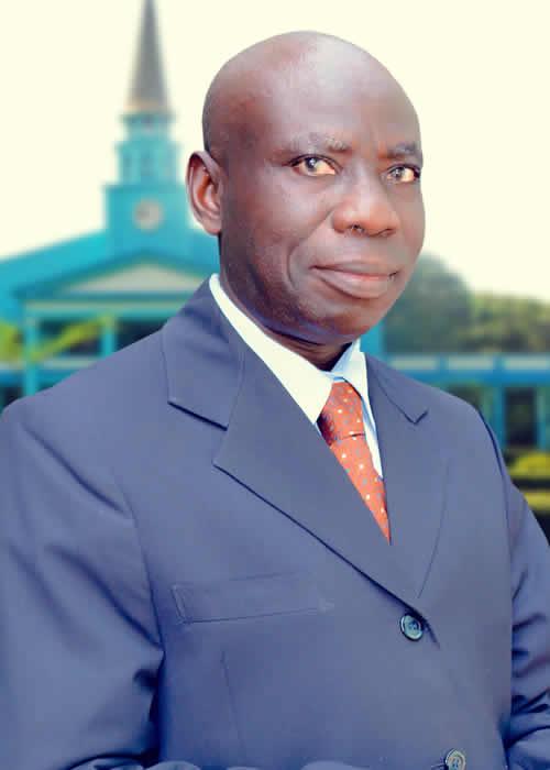 Rev. Dr. Simon A. Ishola Deputy