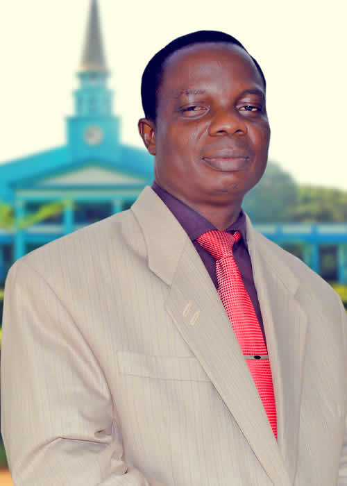 Pastor Dr. Japheth A. Yaya