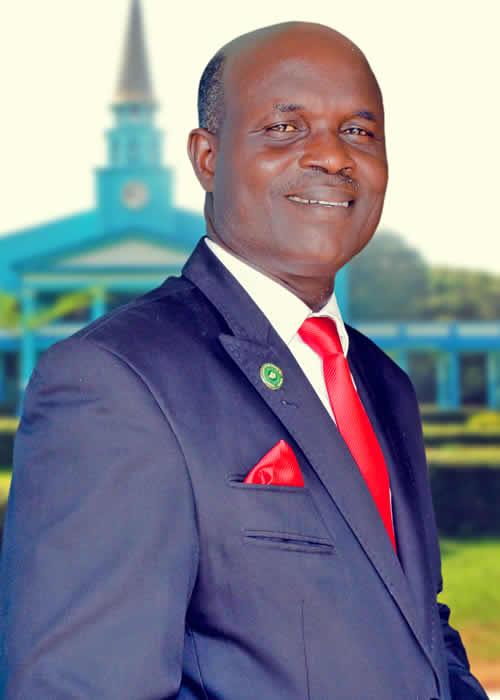 Rev. Dr. Dele Oluwole
