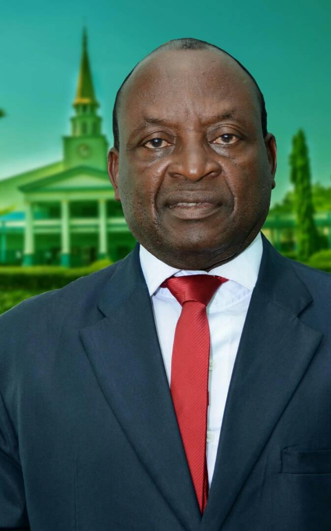Rev. Dr. Gabriel Olatunde Olaniyan